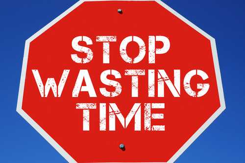 Abe McCallum - Stop Wasting Time